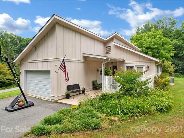 9 Candor Drive, Fletcher, NC 28732 (#3753651) :: Carmen Miller Group