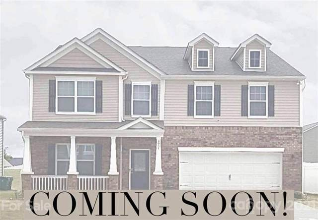 2031 Highland Knoll Drive, Charlotte, NC 28269 (#3753671) :: DK Professionals