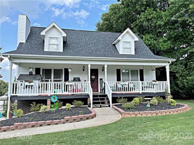 4698 Bert Huffman Drive, Granite Falls, NC 28630 (#3753702) :: MartinGroup Properties
