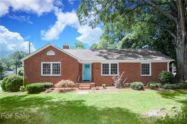 2242 Mcclintock Road, Charlotte, NC 28205 (#3753708) :: Home and Key Realty