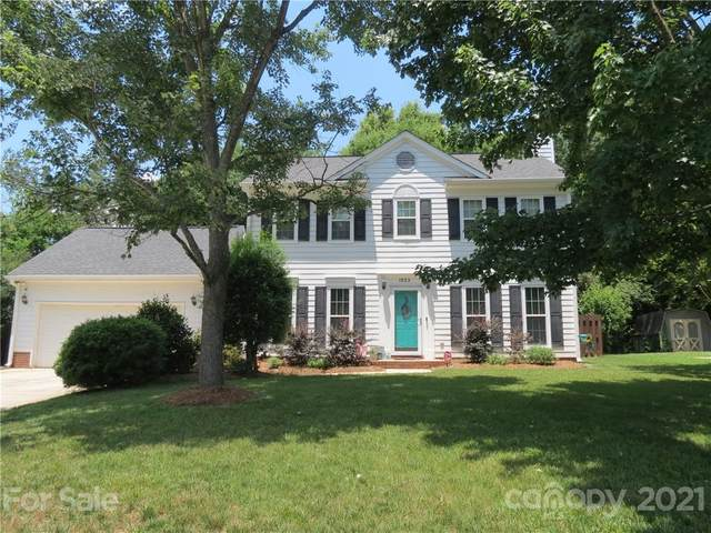 1833 Middlebury Court, Kannapolis, NC 28081 (MLS #3753743) :: RE/MAX Journey