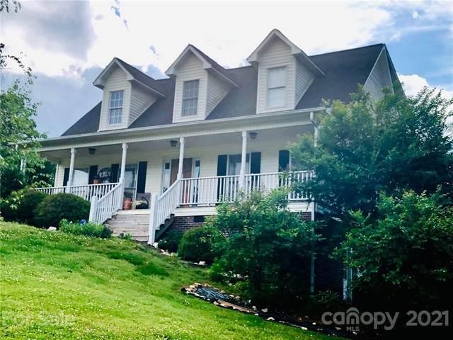 5555 Creek Point Drive, Hickory, NC 28601 (#3753803) :: Cloninger Properties