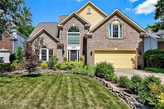 16210 Hollingbourne Road, Huntersville, NC 28078 (#3753838) :: Cloninger Properties
