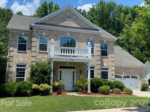 16308 Autumn Cove Lane, Huntersville, NC 28078 (#3753865) :: Home and Key Realty