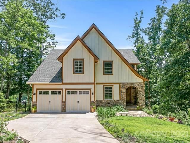27 Acadia Drive, Asheville, NC 28806 (#3753884) :: Exit Realty Vistas