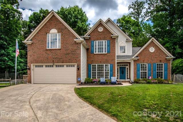 111 Alameda Circle, Mooresville, NC 28117 (MLS #3753932) :: RE/MAX Journey