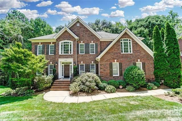 4208 Mountain Cove Drive, Charlotte, NC 28216 (#3753955) :: BluAxis Realty