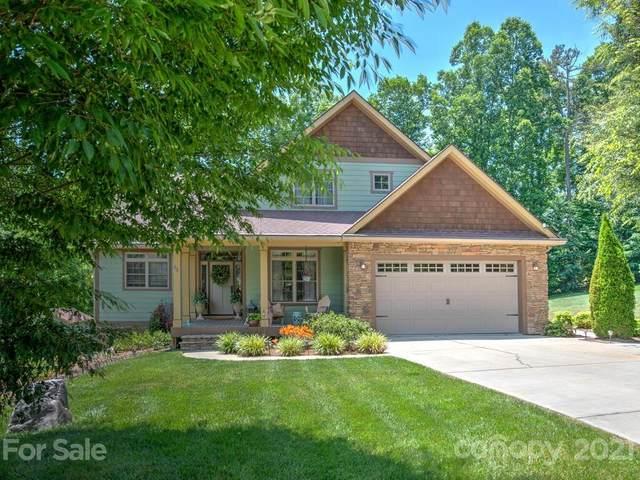 23 Jupiter Hills Drive, Weaverville, NC 28787 (#3753990) :: LePage Johnson Realty Group, LLC