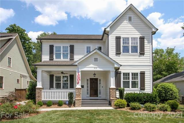 513 Iverson Way, Charlotte, NC 28203 (#3754079) :: Caulder Realty and Land Co.