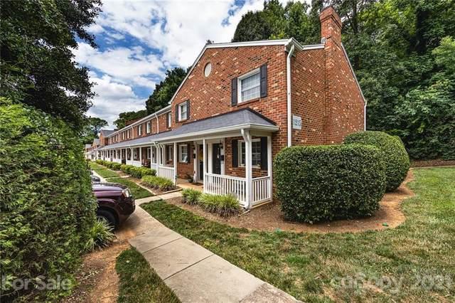 1215 Green Oaks Lane A, Charlotte, NC 28205 (#3754083) :: Carver Pressley, REALTORS®