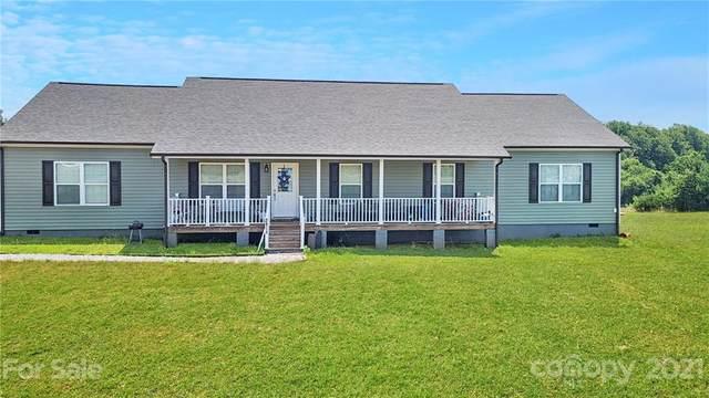 2941 Fish Pond Road, Cherryville, NC 28021 (#3754151) :: Keller Williams South Park