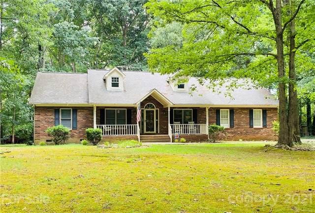 5405 Baywood Drive, Waxhaw, NC 28173 (#3754167) :: MartinGroup Properties
