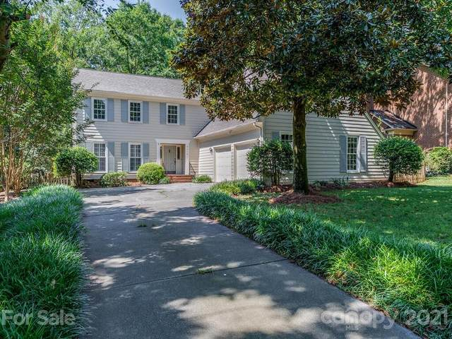 9518 Hanover South Trail, Charlotte, NC 28210 (#3754187) :: Caulder Realty and Land Co.