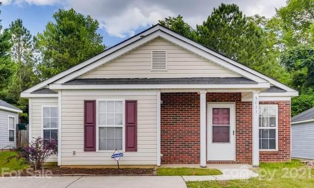 5833 Greenway Vista Lane, Charlotte, NC 28216 (#3754194) :: BluAxis Realty