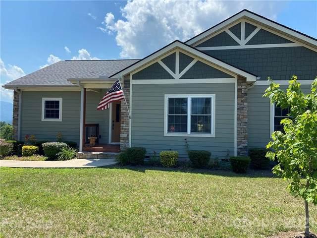 154 Red Hawk Knoll, Lake Lure, NC 28746 (#3754209) :: MartinGroup Properties