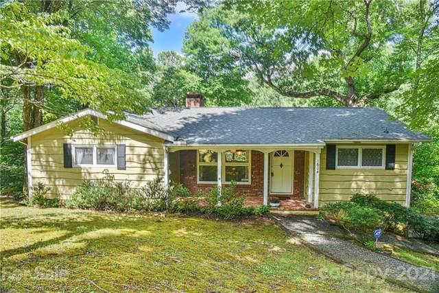 1604 Mountain Cove Road, Black Mountain, NC 28711 (#3754405) :: Keller Williams South Park