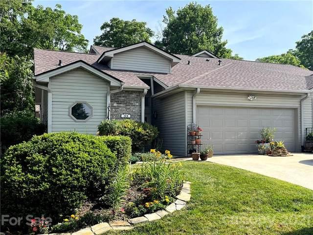 33 Tisha Lane, Hendersonville, NC 28739 (#3754432) :: Willow Oak, REALTORS®