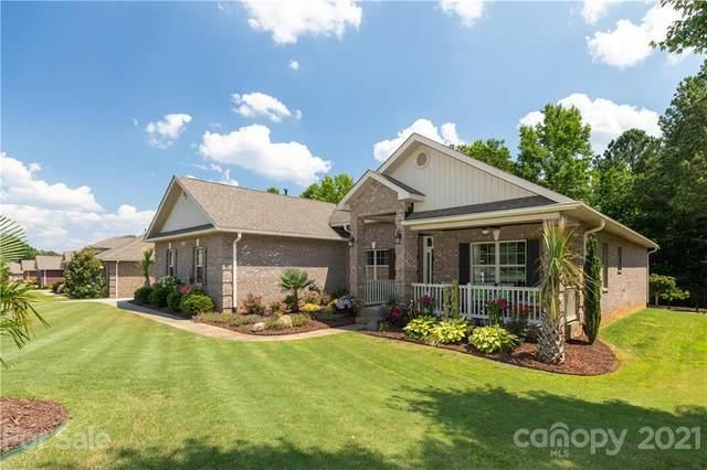 2736 Park Ridge Boulevard, Rock Hill, SC 29732 (#3754444) :: Rhonda Wood Realty Group