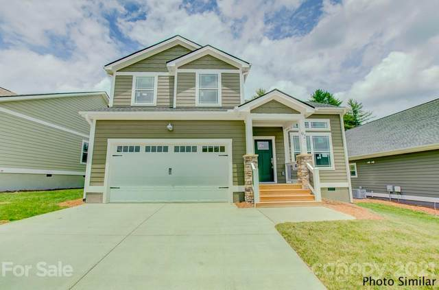 00000 Windy Acres Knoll Drive #2, Hendersonville, NC 28792 (#3754469) :: DK Professionals