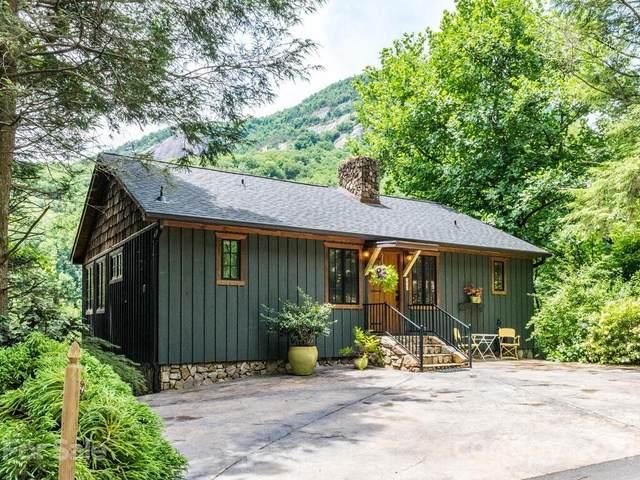 330 Terrace Drive, Chimney Rock, NC 28720 (#3754490) :: MartinGroup Properties