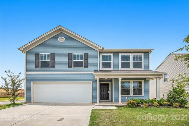 167 Hidden Lakes Road, Statesville, NC 28677 (#3754510) :: Home and Key Realty
