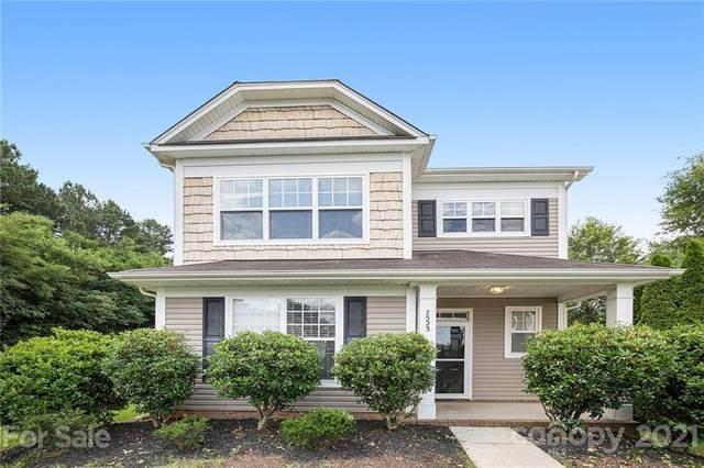 7523 Coastal Way, Huntersville, NC 28078 (#3754581) :: MartinGroup Properties