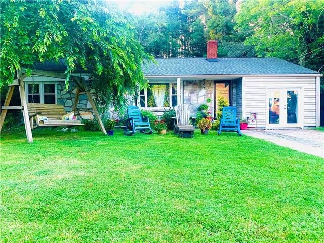 119 Vance Avenue, Black Mountain, NC 28711 (#3754644) :: Willow Oak, REALTORS®