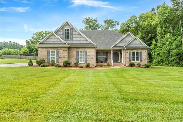 107 Garden Terrace, Dallas, NC 28034 (#3754655) :: DK Professionals