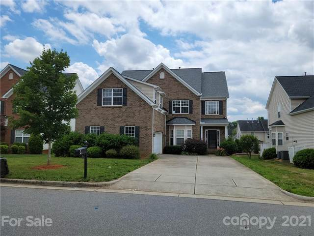110 Planters Drive, Statesville, NC 28677 (MLS #3754686) :: RE/MAX Journey