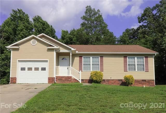 1385 Legion Club Road, Salisbury, NC 28146 (#3754734) :: Cloninger Properties