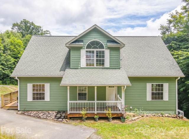 108 Mount Soma Boulevard, Clyde, NC 28721 (#3754735) :: Exit Realty Elite Properties