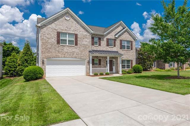2279 Laurens Drive, Concord, NC 28027 (#3754743) :: Hansley Realty