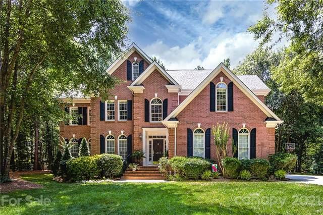 4392 Enchantment Cove Lane, Charlotte, NC 28216 (#3754763) :: Homes Charlotte
