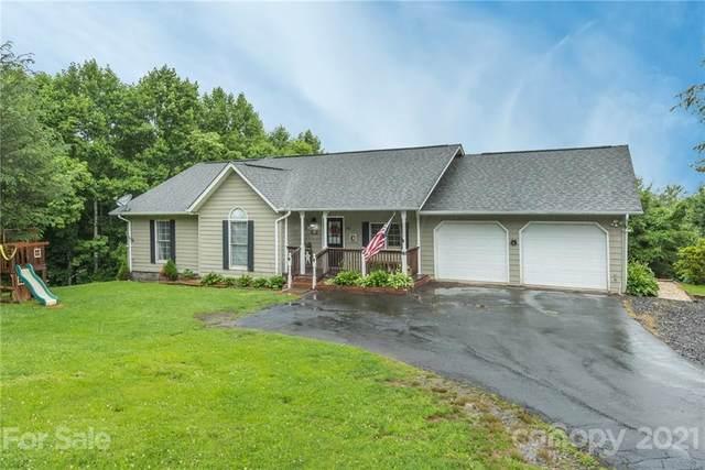 380 Park View Drive, Burnsville, NC 28714 (#3754786) :: Keller Williams South Park