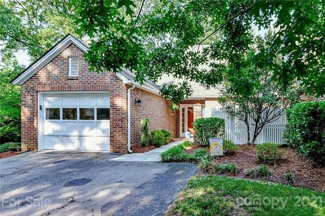 806 Colony Oaks Drive A, Monroe, NC 28112 (#3754833) :: Todd Lemoine Team
