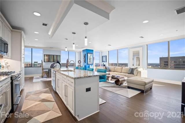 222 Caldwell Street #1611, Charlotte, NC 28202 (#3754840) :: MartinGroup Properties