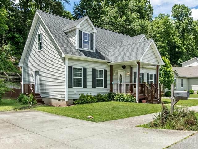 21 Grove Garden Avenue, Candler, NC 28715 (#3754857) :: MartinGroup Properties