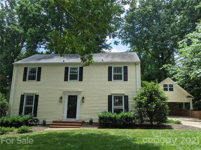 6124 Gate Post Road, Charlotte, NC 28211 (#3754956) :: MartinGroup Properties