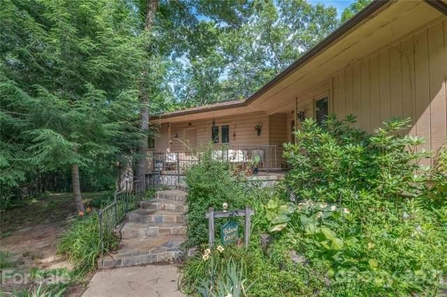 388 Island Creek Road, Lake Lure, NC 28746 (#3754978) :: MartinGroup Properties