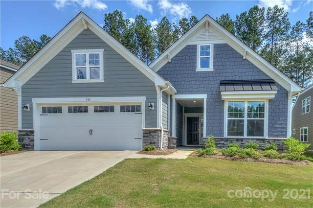 545 Cellini Place, Mount Holly, NC 28120 (#3754997) :: MartinGroup Properties