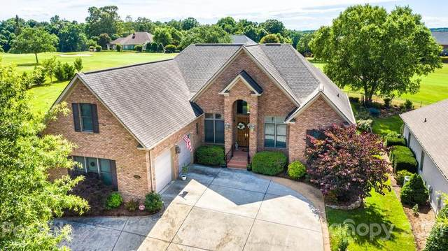 3708 Rock Bridge Drive NE, Conover, NC 28613 (#3755005) :: MartinGroup Properties