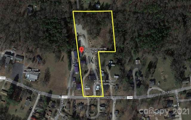 3338 Poplar Tent Road, Concord, NC 28027 (#3755049) :: BluAxis Realty