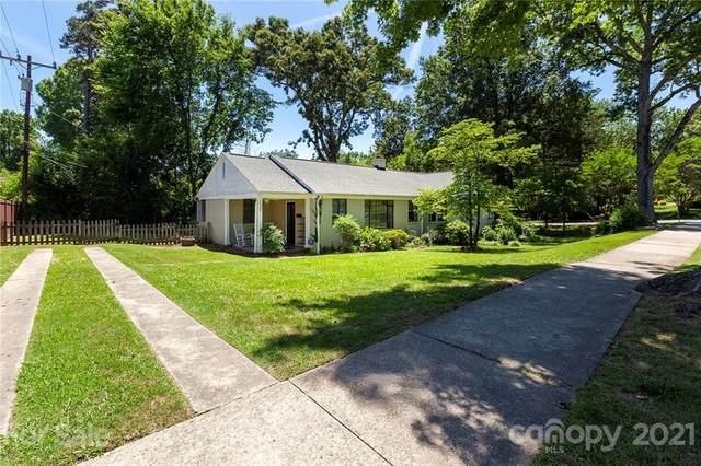 1900/1902 Mecklenburg Avenue, Charlotte, NC 28205 (#3755058) :: Keller Williams Realty Lake Norman Cornelius