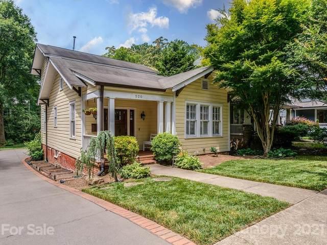 520 Tremont Avenue, Charlotte, NC 28203 (#3755077) :: Carver Pressley, REALTORS®