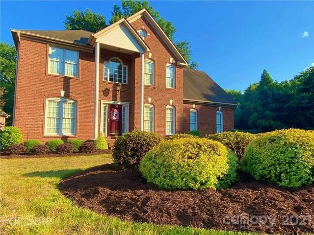 2000 Stoney Creek Drive NW, Concord, NC 28027 (#3755115) :: Rhonda Wood Realty Group