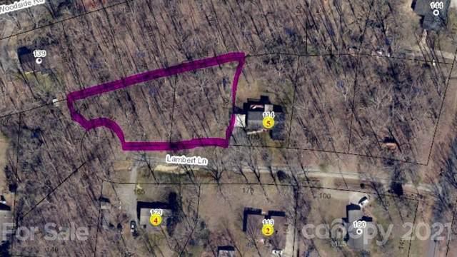 Lots 65-72 Lambert Lane, Statesville, NC 28677 (MLS #3755117) :: RE/MAX Journey