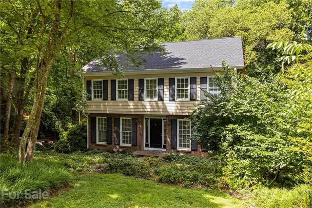 7053 Rocky Falls Road, Charlotte, NC 28211 (#3755141) :: MartinGroup Properties