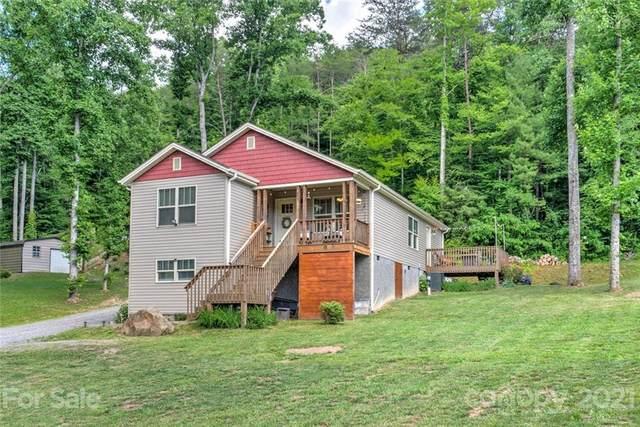 993 Bee Tree Road, Swannanoa, NC 28778 (#3755158) :: MartinGroup Properties