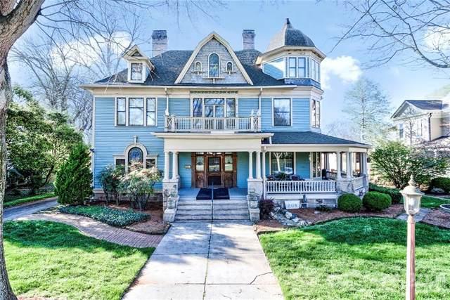 208 S Fulton Street S, Salisbury, NC 28144 (MLS #3755160) :: RE/MAX Journey
