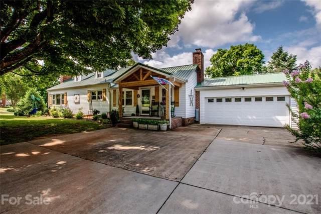 493 Ridgeway Avenue, Statesville, NC 28677 (#3755161) :: Keller Williams Realty Lake Norman Cornelius